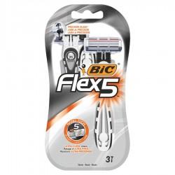 Golarki BIC FLEX5