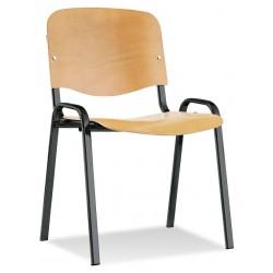 Krzesło biurowe ISO BLACK...