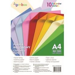 Papier ksero kolor A4  80g...