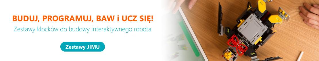 Roboty JIMU
